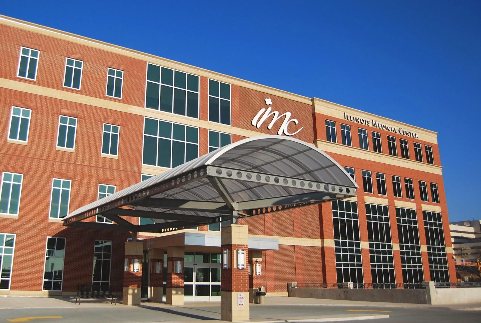 lllinois Medical Center building