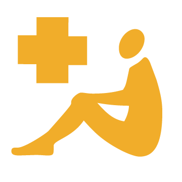 equipped for comfort icon
